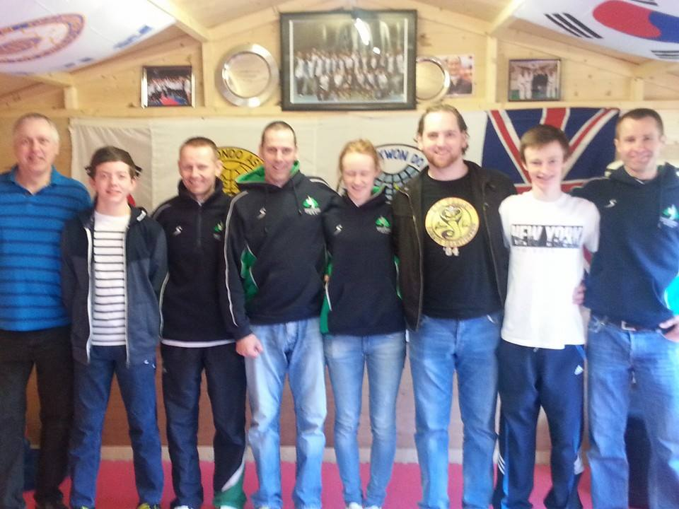 Peter Johnson | Stoke UTA Taekwondo | Page 17