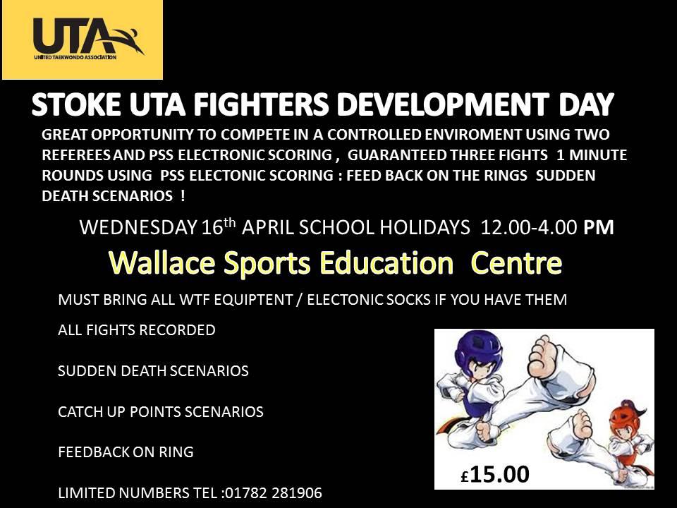 Events | Stoke UTA Taekwondo