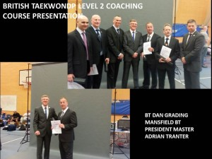 BT COACH COURSE