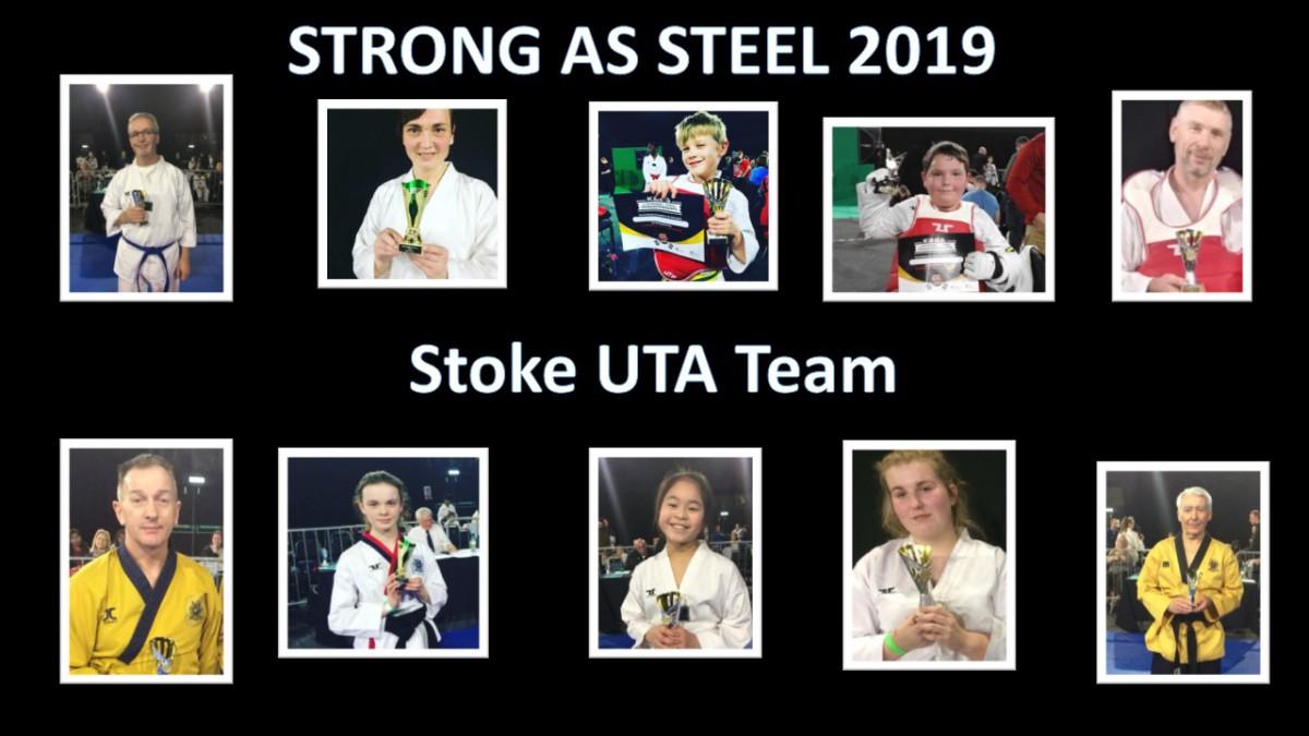 Peter Johnson | Stoke UTA Taekwondo